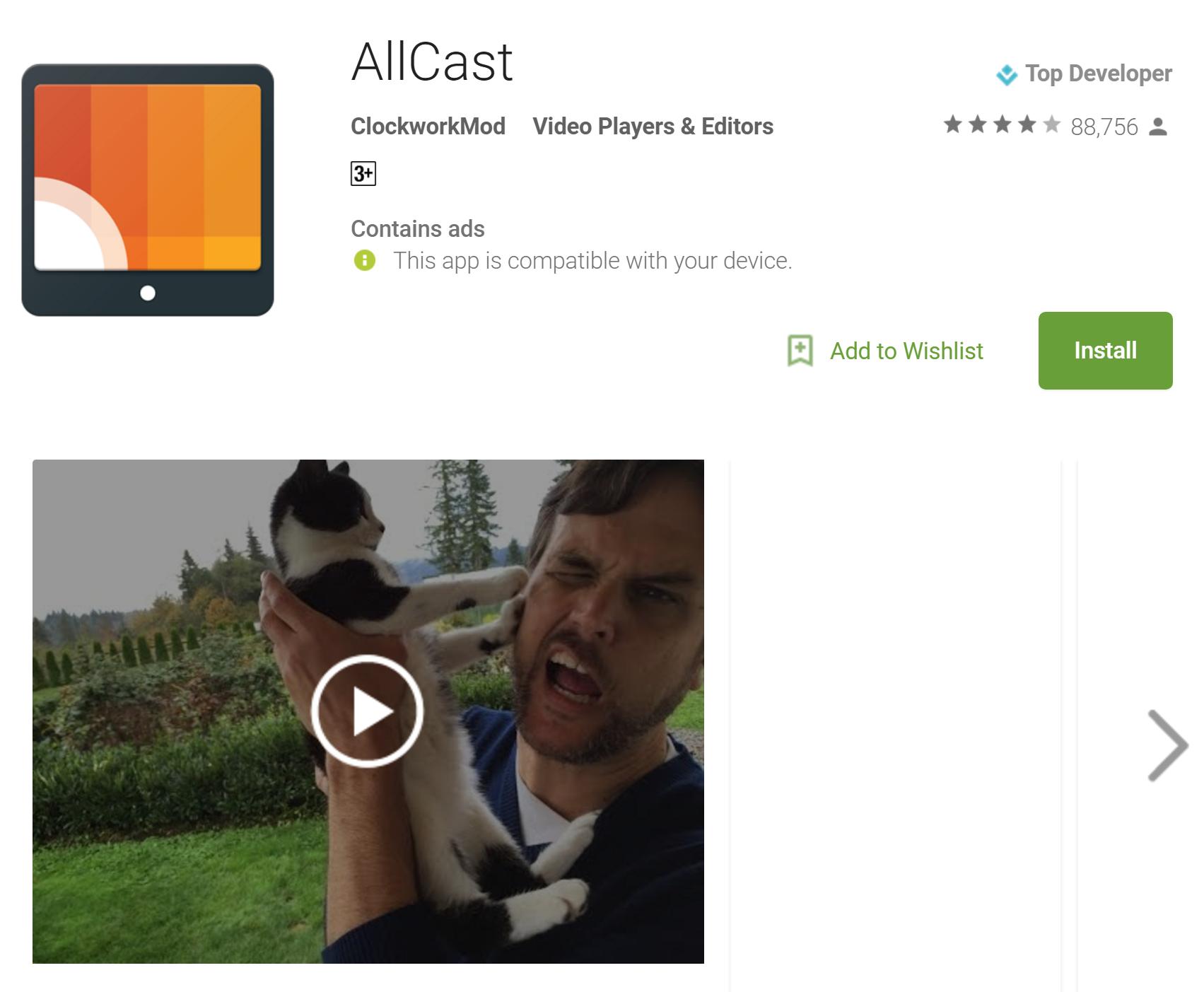 allcast